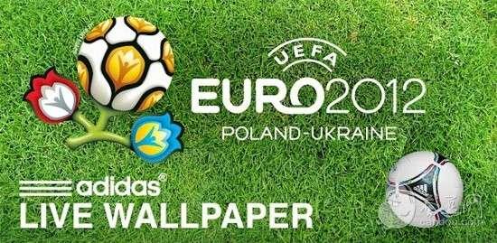 2012动态壁纸:桌面上的欧洲杯