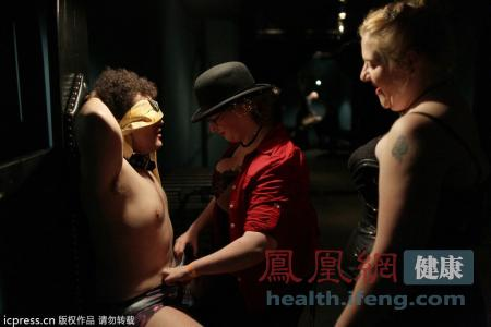 虐待狂_美国学者视点中国男人具有原始的虐待狂倾向