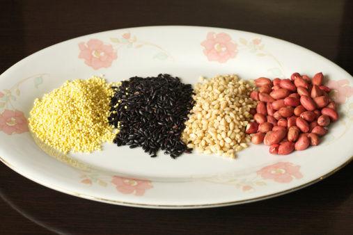 黑胜白:三种黑色食物可延寿 - 野郎中 - 太和堂