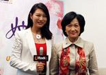 叶刘淑仪1:女性从政很多优势 不用刻意男性化
