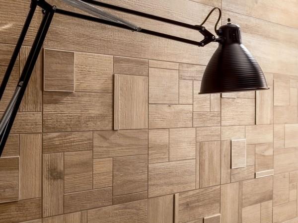 仿木花纹瓷砖以假乱真 满足你的古朴木质情怀