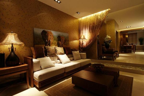 走进神秘之家 感受东南亚风格的温馨