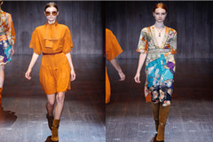 时尚悦生活:Gucci 调色盘一样色彩斑斓