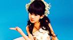贝儿浓妆拍艺术照似小公主 可爱撞脸刘亦菲(高清)