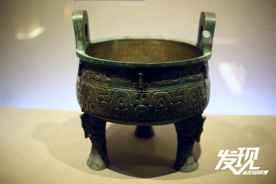山水人文 大美陕西 一起去探秘宝鸡青铜器博物院图片