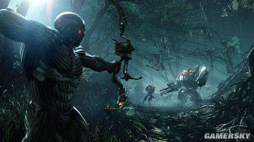《孤岛危机3》首批截图剧情公布 明年登PC