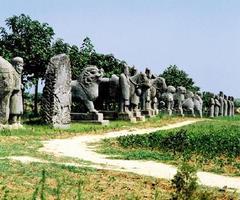 宋代皇陵也是征发劳役修建的