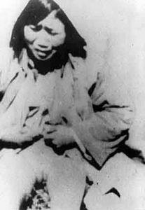 日本侵略中国妇女东宁县玩俄罗斯女人日军用暴行