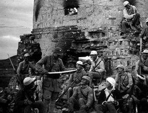 抗战中八路军拔除日军据点全过程