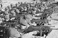 """1936年的中国共产党""""抗日先锋军"""""""