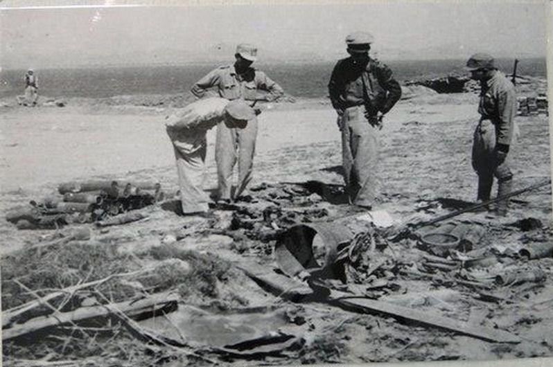 金门战役后被俘的解放军士兵 为何有人面露笑