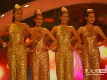2013中华小姐环球大赛总决赛炫美开场 佳丽自我介绍