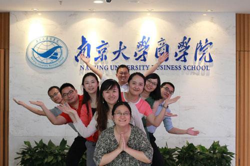 南京大学商学院mba教育中心,南京大学商学院案例中心承办了本次赛事.