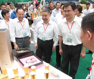 第十二届中国林交会在山东菏泽举办(图)