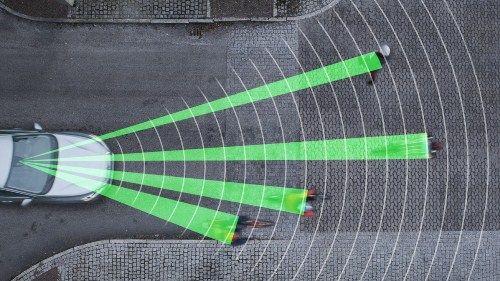 沃尔沃展示智能汽车进展 2020年实现不撞车零伤亡0 高清图片