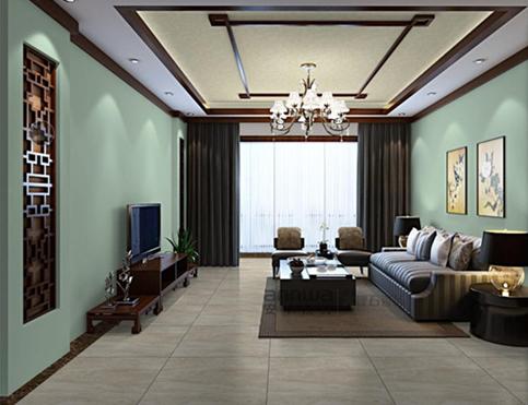 客厅装修有技巧 优质地砖选购大揭秘