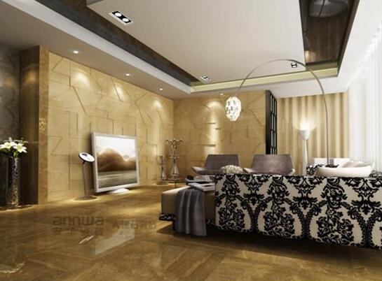 """安华瓷砖优雅法式风格 """"砖""""出浪漫精致好生活图片"""