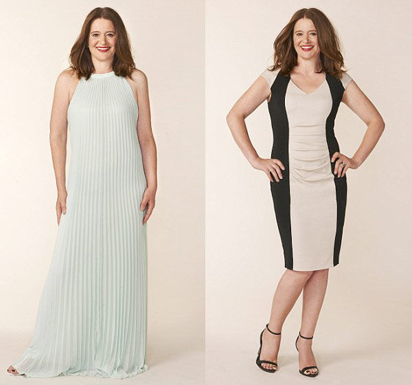 40岁主妇亲身妙搭 穿对衣服瘦十斤