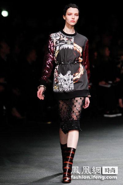 那英碧昂斯全智贤 三大天后PK15万Givenchy卫衣