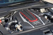 4.0升V8 TFSI发动机