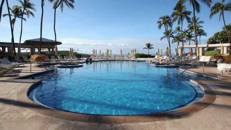 酒店/四季酒店得名于其卓越的服务,在马内尔湾的四季也是如此。