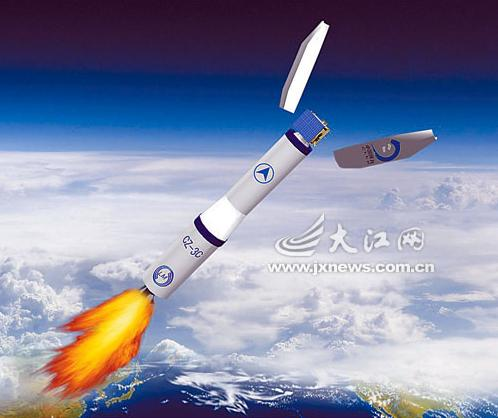 在2012年嫦娥二号卫星发射成功后