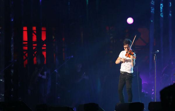 不要忘记我爱你小提琴谱