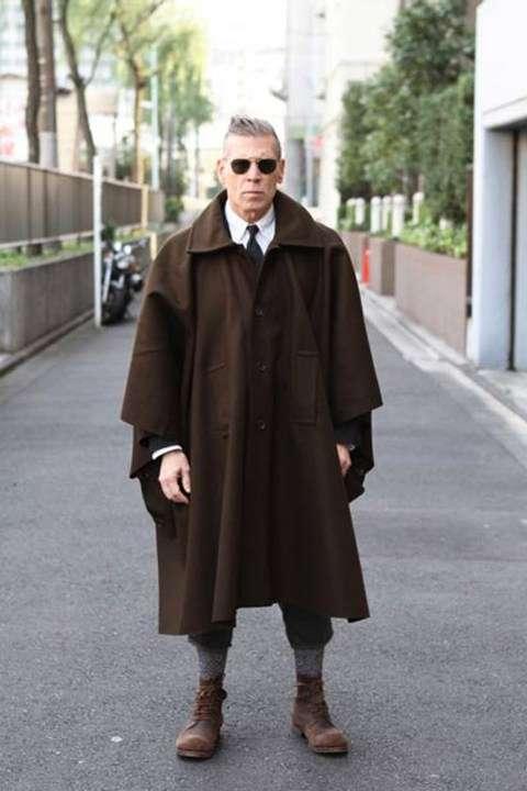 搭配 大衣 风衣 皮草 外套