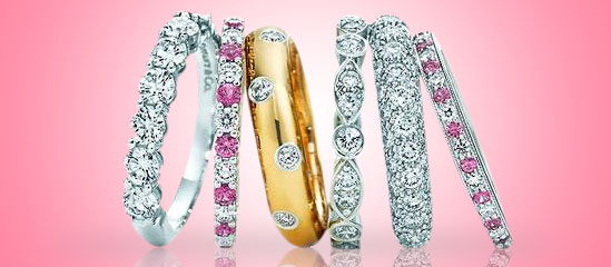 Tiffany情人节奢华美钻 送给她最好的礼物