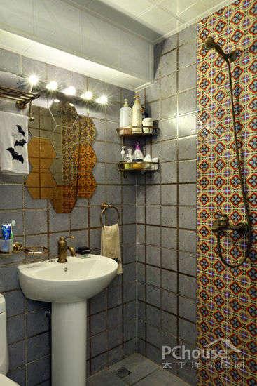 经典小户型卫生间装修案例