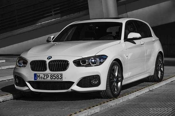 新款宝马1系正式发布 新增1.5T三缸引擎