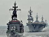 美舰队司令:期待日本自卫队参与南海巡逻