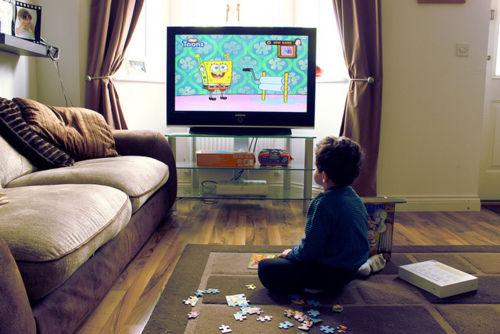限制孩子看电视的时间