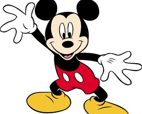 全球最有名的卡通人物米老鼠