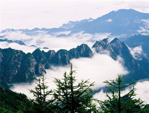 徒步春游 太白山国家森林公园让你春天在路上