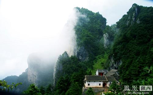 【旅游资讯】2014中国秦岭天竺山登山节6月28日开幕