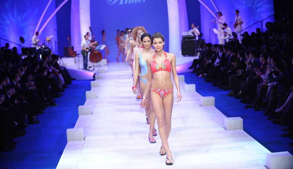 爱慕2012春夏发布高清图赏