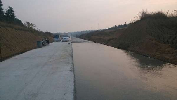 九江市星子县蓼温二级公路改造完成施工