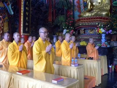 每一个生命都值得尊重 云南昆明圆通寺为鲁甸地震灾区祈福、超度法会