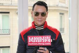 时尚教父TONY购物在巴黎爱在巴黎