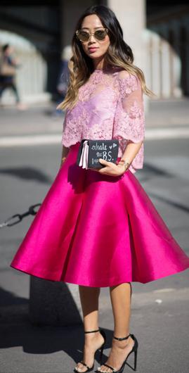 16张巴黎街拍图告诉你 女人就应该这样穿