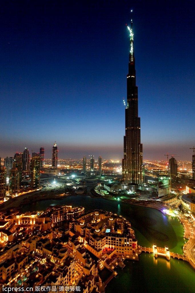 摩天城市报告:全球争先拔地而起的摩天大楼