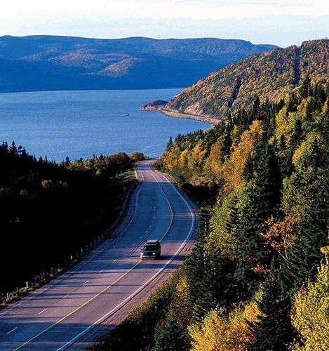 狂奔在天堂里 加拿大狂欢自驾之旅