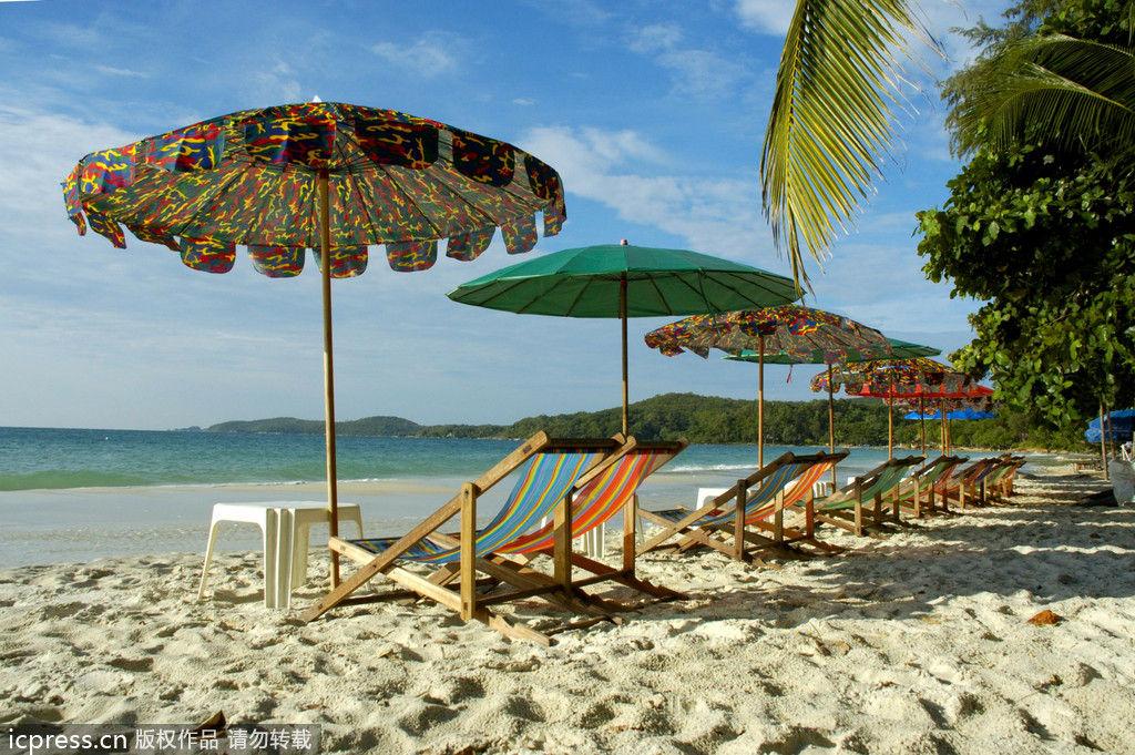说明: 沙美岛(samet)位于泰国曼谷东南方的罗永,最吸引人之处在