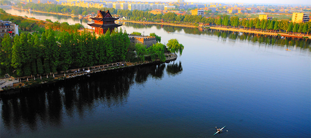 华夏第一城池——襄阳护城河