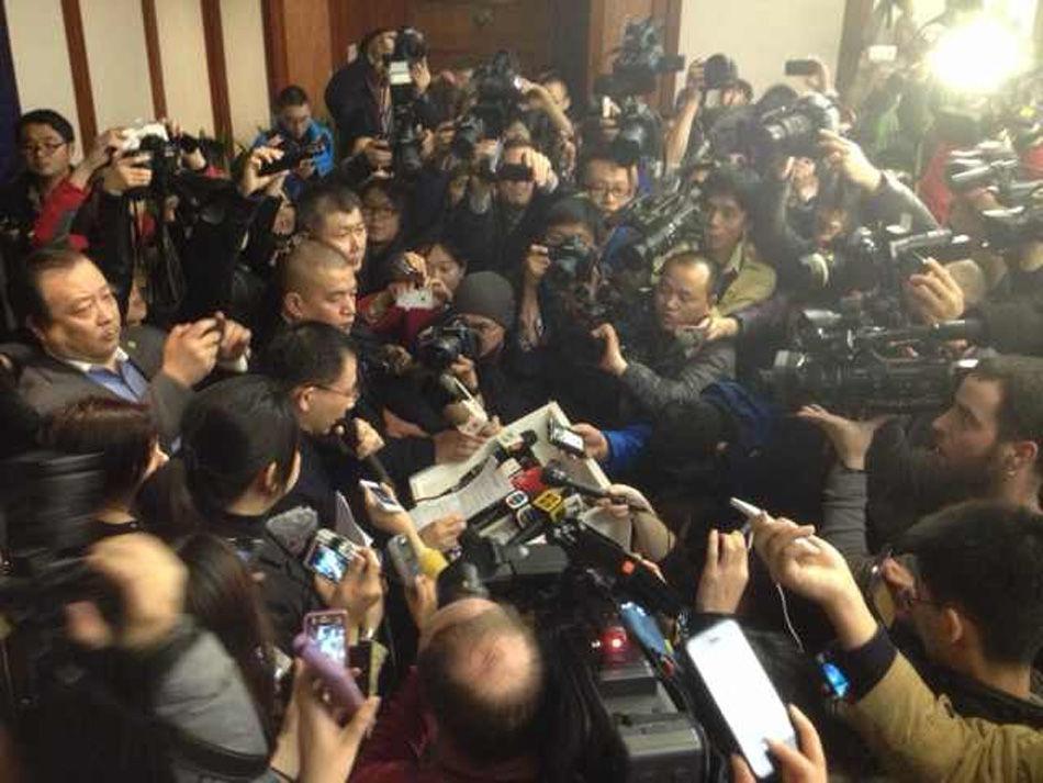 """马航失联飞机约1/3中国乘客是""""80后"""""""