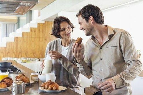 性情:换个地点感受爱:在厨房内拉近夫妻间的关系