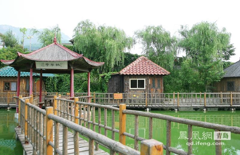 4/8 青岛凤凰马术俱乐部成立于2006年,地处青岛市崂山区中韩街道午山
