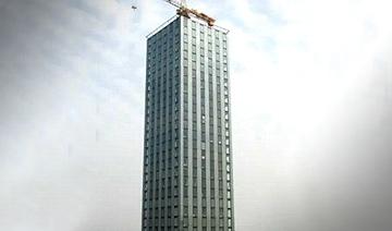 湖南15天建成30层酒店 称可抗9级地震