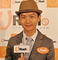 林一峰做客U Radio献唱 称创作灵感源于生活[高清大图]